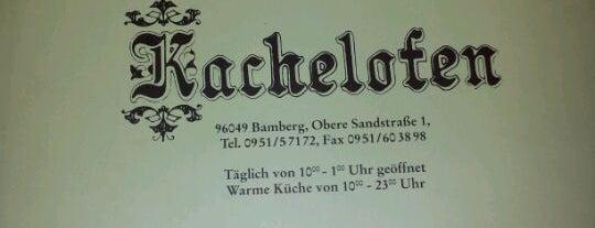Kachelofen is one of Bamberg #4sqCities.