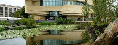 National Museum of the American Indian is one of DC Area.