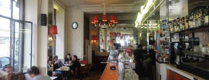 Chez Jeannette is one of Boire un verre après le boulot.