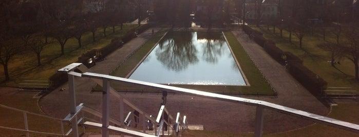 Lilienthalpark is one of Grün und Blau Berlin.