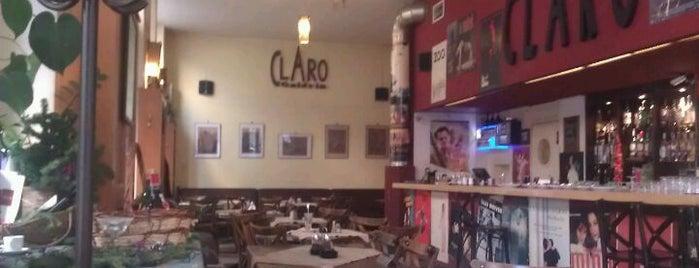 Claro Bisztró is one of finomságok jó helyeken.