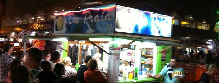Crepe da Praia is one of Restaurantes.