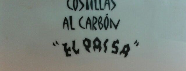 """Costillas Al Carbón """"El Paisa"""" is one of Crudeando D.F.."""