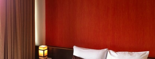 Hotel M is one of Greater Chiang Mai.