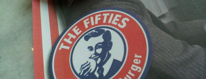 The Fifties is one of Gastronomia - The Best in Sampa.