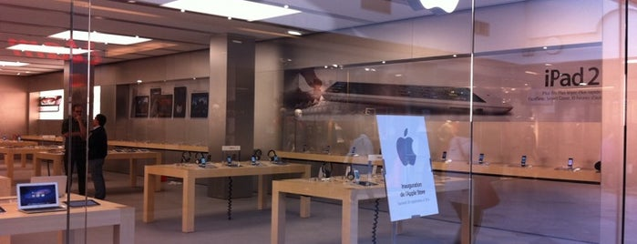 Apple Parly 2 is one of All Apple Stores in Europe.