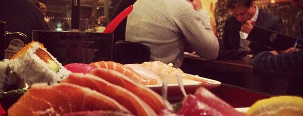 Sushi on Stanley is one of The 15 Best Places for Sushi in Sydney.
