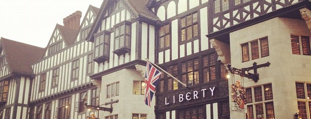 Liberty of London is one of London Calling: LDN To Do.