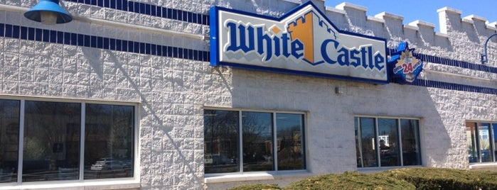 White Castle is one of my tips.