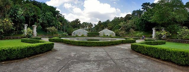 Jardim Botânico de São Paulo is one of #IHeartSãoPaulo.