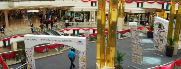 Deira City Centre is one of Top 5 Malls in Dubai, United Arab Emirates.