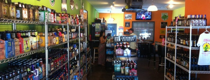 Salud Beer Shop is one of What's Brewing in Charlotte?.