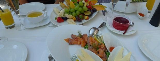 Origo bisztró is one of Egy nap a városban: A legjobb reggeli nyomában.