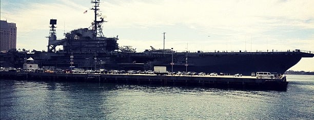USS Midway Museum is one of USA Trip 2013 - The West.