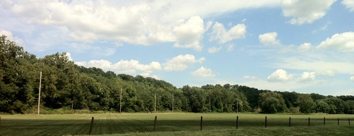 Hinkson Field is one of Columbia's Best Kept Secrets.
