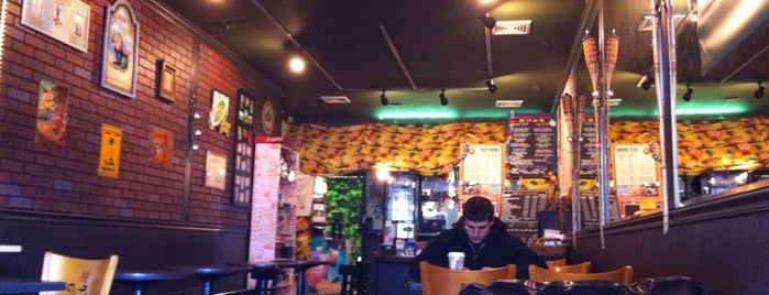 Aloha Grinds is one of Cafe Battle 2012.
