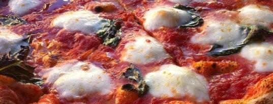 Tony's Pizza Napoletana is one of San Francisco's Best Pizza - 2012.