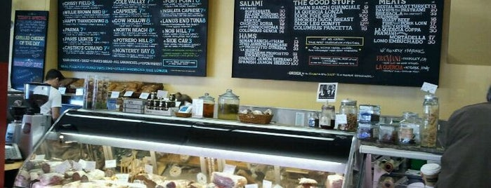 Cheese Plus is one of SF Sandwich Spots.