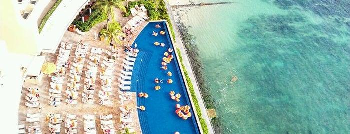 Sheraton Waikiki is one of Incredible Pools.