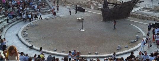 Epidaurus Ancient Theatre is one of Greek gems.