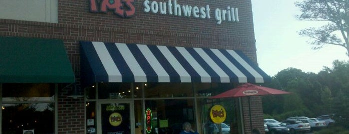 Moe's Southwest Grill is one of Places to eat in INDY.
