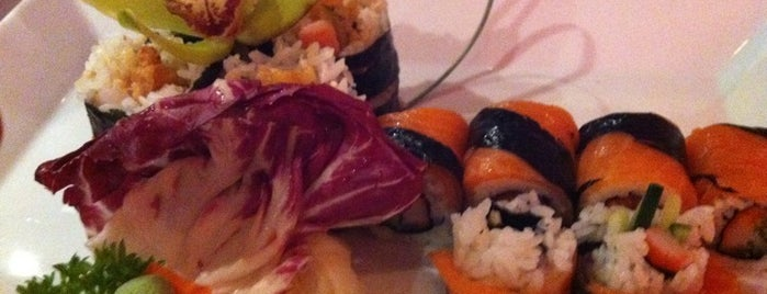 Maïko Sushi is one of Soupers MTL.
