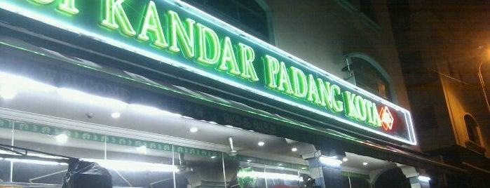 Nasi Kandar Padang Kota Damansara is one of Makan @ KL #8.