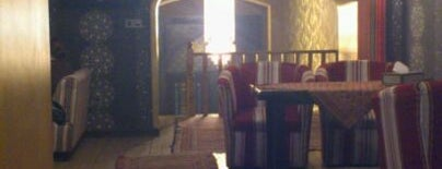 Café Arabesque is one of Restaurants in Baku (my suggestions).