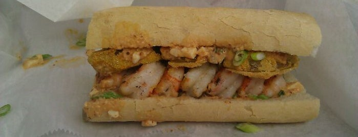 Mahony's Po-Boy Shop is one of Best Places to Check out in United States Pt 2.