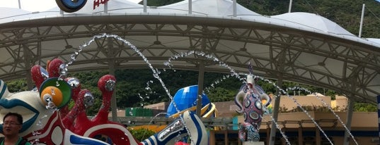 Ocean Park Hong Kong is one of Best of World Edition part 1.