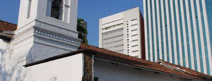 Museo Arqueológico La Merced is one of Top 10 Mejores Lugares de Cali.