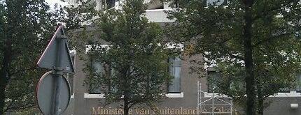 Ministerie van Buitenlandse Zaken is one of The Hague #4sqCities.