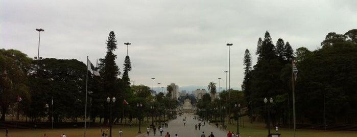 Parque da Independência is one of O melhor do Ipiranga.