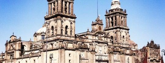 Catedral Metropolitana de la Asunción de María is one of Distrito Federal - Foro Consultivo 2011.