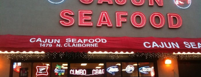 Cajun Seafood is one of New Orleans, LA.