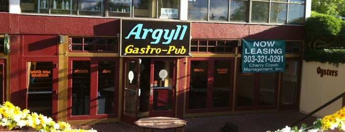 Argyll Pub is one of Colorado.