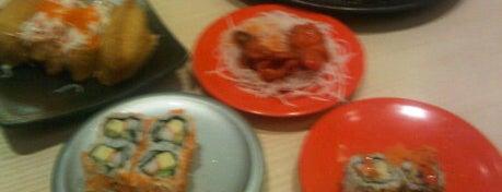 Sushi Tei is one of Tempat makan OK'lah.