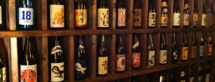 粋なおつまみとお酒 にこ is one of 酩酊・大阪八十八カ所.