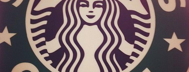 Starbucks is one of Rachel : понравившиеся места.