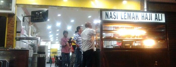 Nasi Lemak Haji Ali is one of Best food porn in Alor Setar.