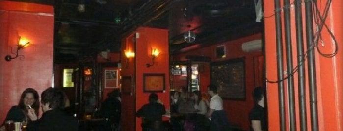 Monyó Café & Pub is one of Nemzetközi kocsmalista.