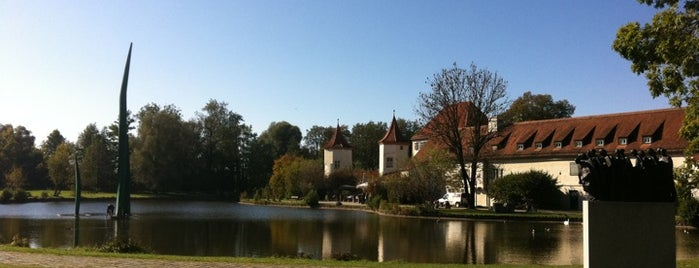 Schloss Blutenburg is one of All the great places in Munich.