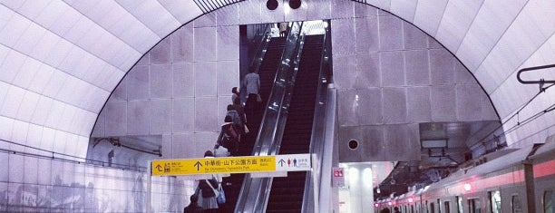 Motomachi-Chukagai Station (MM06) is one of Japan.