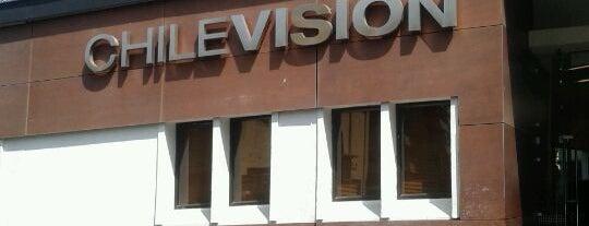 Chilevisión is one of Canales de TV.