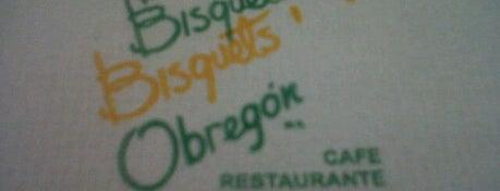 Los Bisquets Bisquets de Obregón is one of ¡Cui Cui ha estado aquí!.