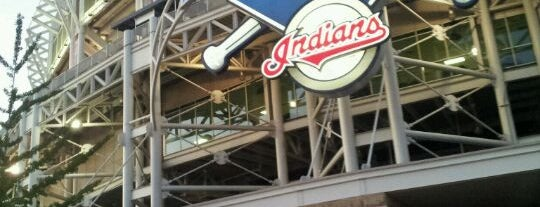 Progressive Field is one of Great Sport Locations Across United States.