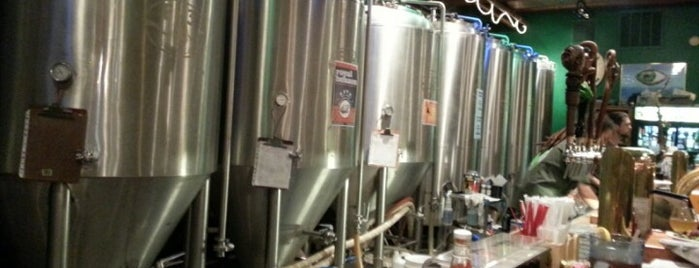 Bullfrog Brewery is one of PA Shooflyer.