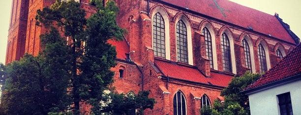 Bazylika katedralna św. Jana Chrzciciela i św. Jana Ewangelisty is one of Torun Audio Guide.