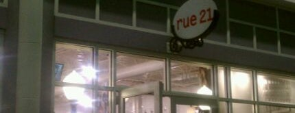 rue21 is one of Hotels by Travel Destinations LLC.