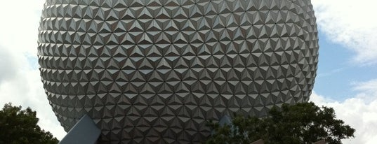 Epcot is one of Epcot.